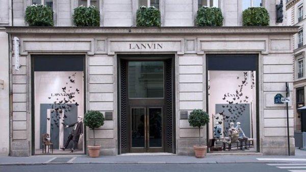 Lanvin Vitrines- 2011